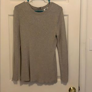 Neutral sweater